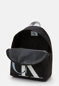 Calvin Klein Jeans - EXPLODED MONOGRAM BACKPACK - Rugzak - black - 2
