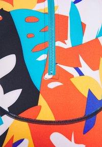 O'Neill - SURU SURF SUIT - Swimsuit - blue/red - 3