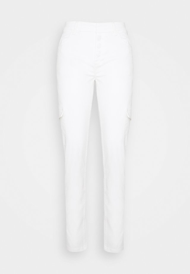 Pantalones - vanilla