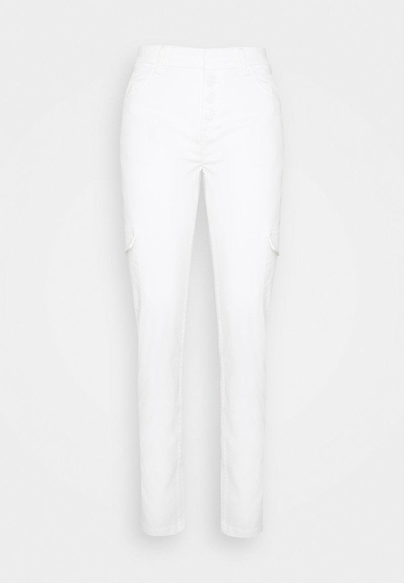 comma - Pantalon classique - vanilla