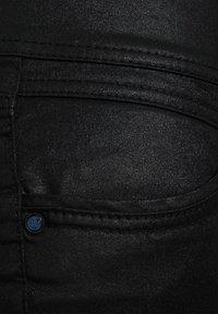 Street One - MIT COATING - Jeans Skinny Fit - schwarz - 4