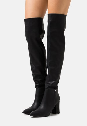 JOSEPHINE - Over-the-knee boots - black