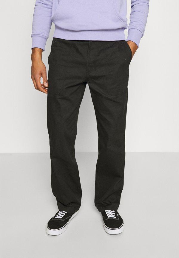 Dickies FUNKLEY - Spodnie materiałowe - black/czarny Odzież Męska LDYV