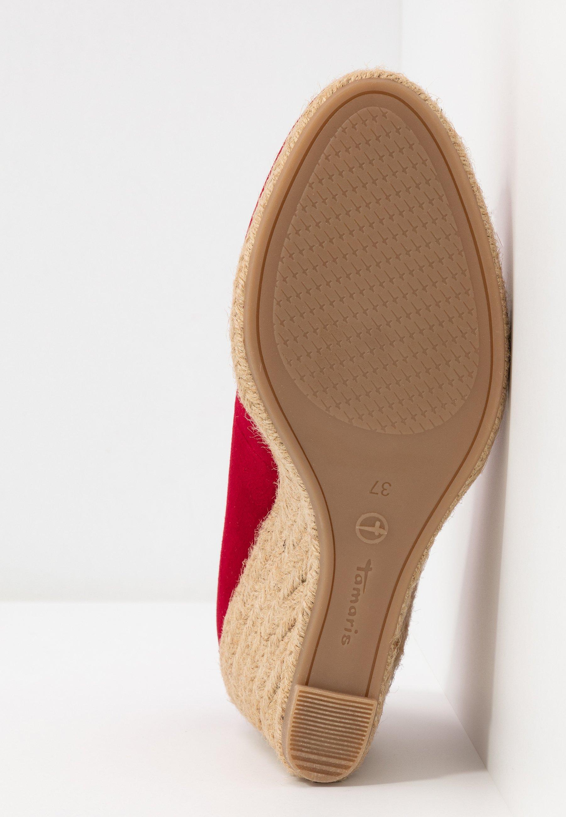 Tamaris COURT SHOE - High Heel Pumps - lipstick  Pumps für Damen 48lHU