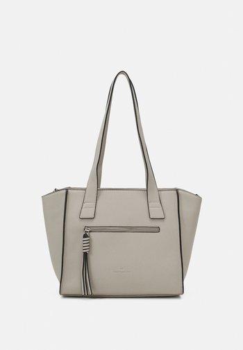 KATHARINA - Tote bag - light grey