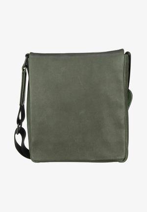 DEN HAAG - Across body bag - oliv