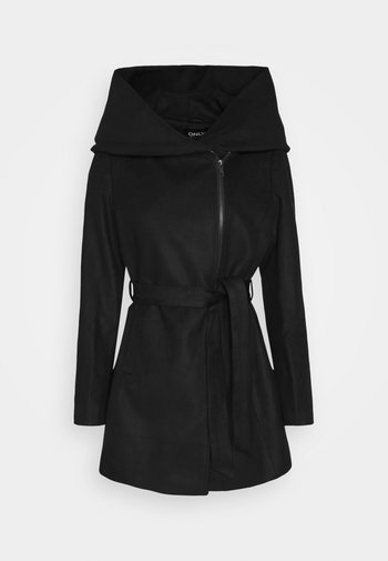 ONLCANE COAT - Classic coat - black