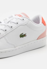 Lacoste - MASTERS CUP UNISEX - Tenisky - white/light pink - 5