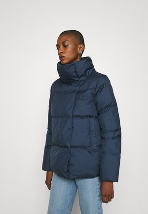WRAP JACKET - Down jacket - night sky