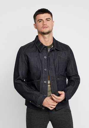 5650 JACKET - Denim jacket - raw denim