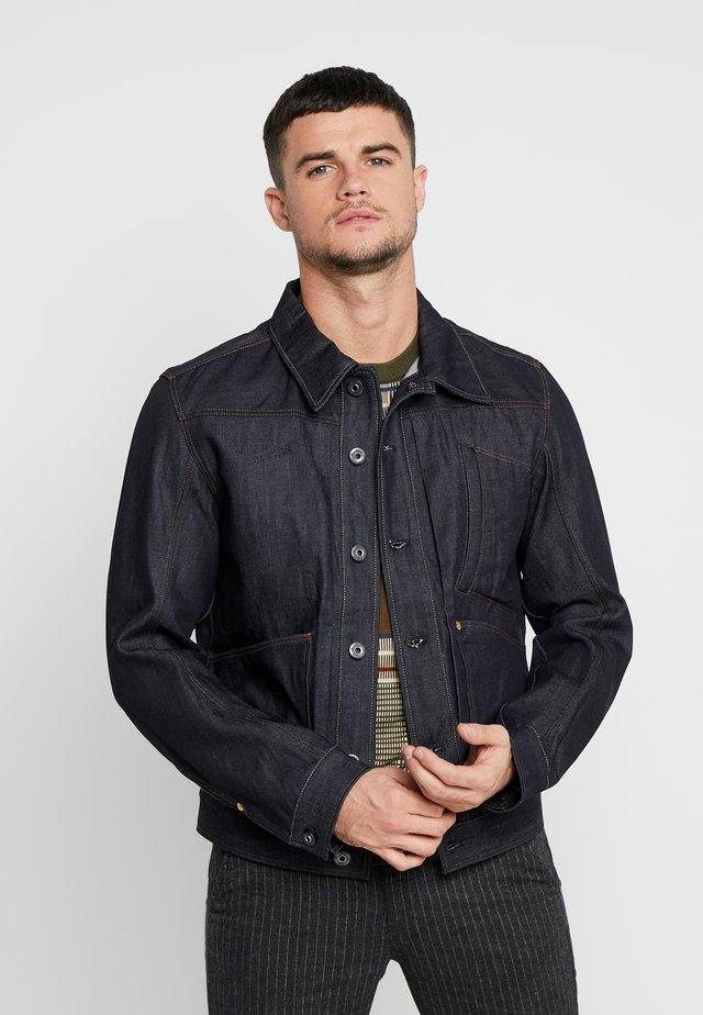5650 JACKET - Denim jacket - raw denim