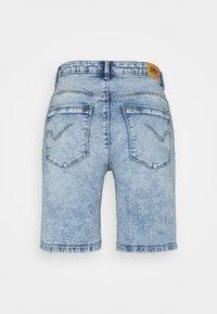 ONLY - ONLPAOLA LIFE - Denim shorts - light blue denim - 1