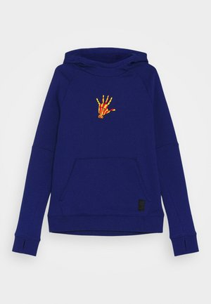 FC BARCELONA HOOD UNISEX - Club wear - deep royal blue