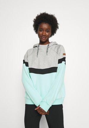 LIBERTY HOODIE - Sweatshirt - heather grey