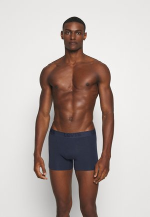 MEN PREMIUM BOXER BRIEF 3PACK - Shorty - navy
