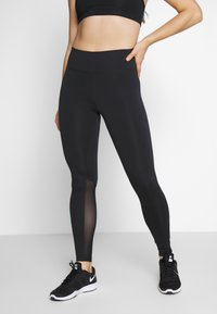 Nike Performance - ONE 7/8  - Leggings - black - 0