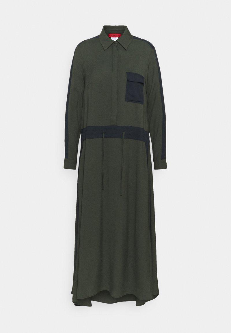 MAX&Co. - GLENDA - Shirt dress - khaki green