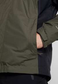 The North Face - EVOLUTION II TRICLIMATE 2-IN-1 - Hardshelljacka - new taupe green/black - 7