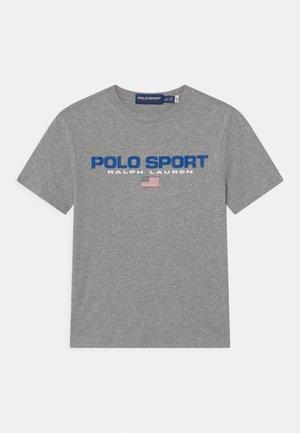 T-shirts print - andover heather
