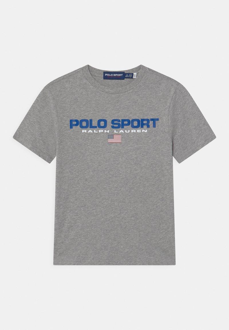 Polo Ralph Lauren - Triko spotiskem - andover heather