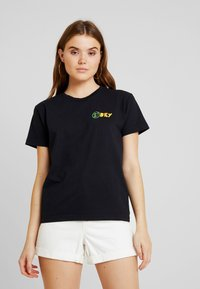 Obey Clothing - THE DANCE - Print T-shirt - black - 2