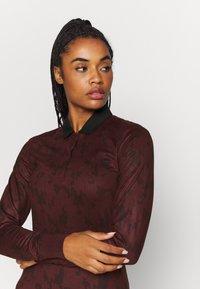 Calvin Klein Golf - ALTMAN - Polo shirt - blackberry - 3