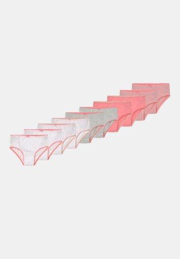 10 PACK - Kalhotky - pink