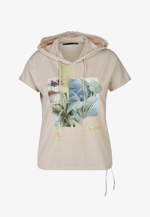 MIDSUMMER - Print T-shirt - beige
