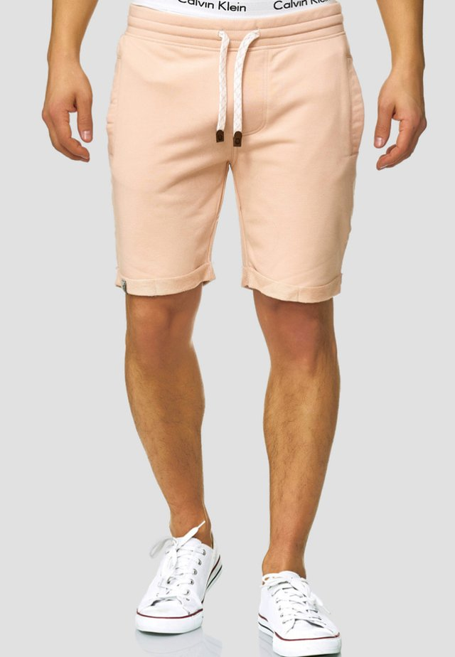ALDRICH - Shorts - cameo rose