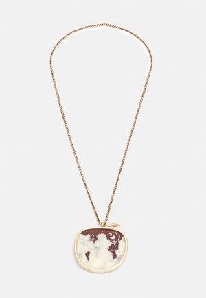 Necklace - cipria