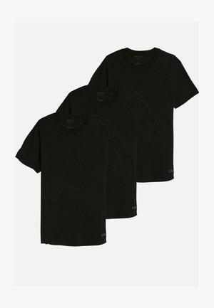 REGULAR - Basic T-shirt - black