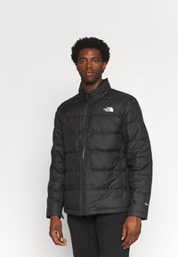 The North Face - MOUNTAIN LIGHT TRICLIMATE JACKET - Down jacket - citrine yellow/black - 3