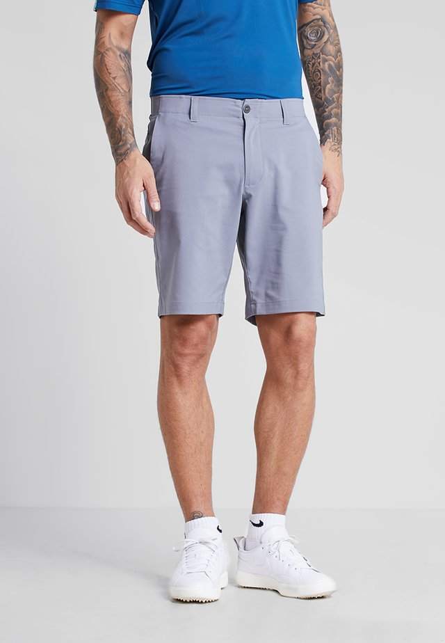 Sports shorts - zinc gray/steel medium heather