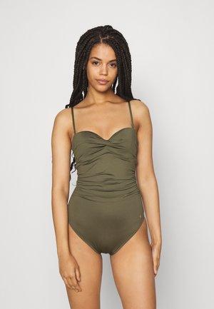 ONLSELMA SWIMSUIT - Swimsuit - kalamata