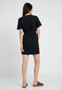 Esprit - Skjortekjole - black - 3