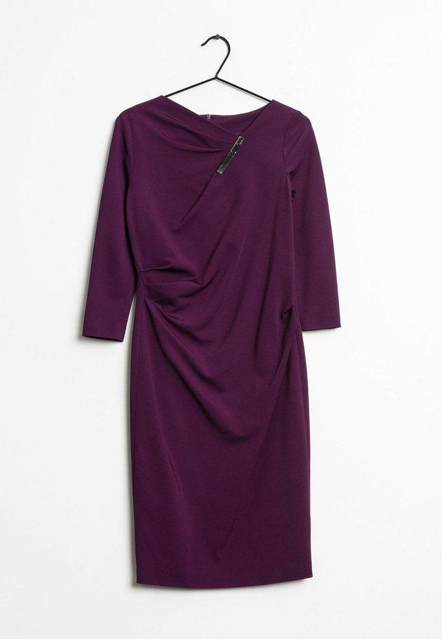 Etui-jurk - purple
