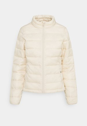 ONLSANDIE QUILTED JACKET  - Light jacket - tapioca