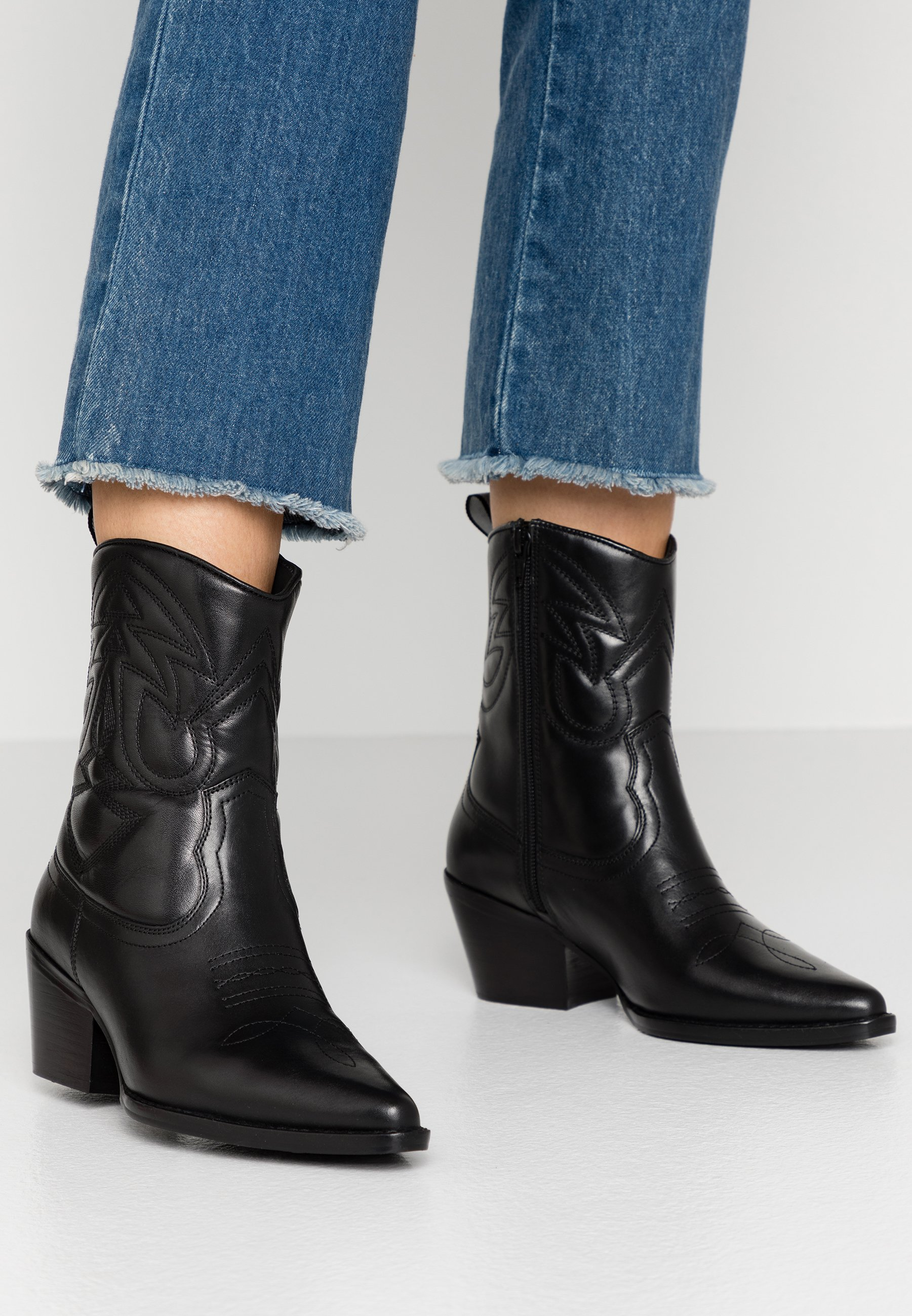 Women JUKESON - Cowboy/biker ankle boot