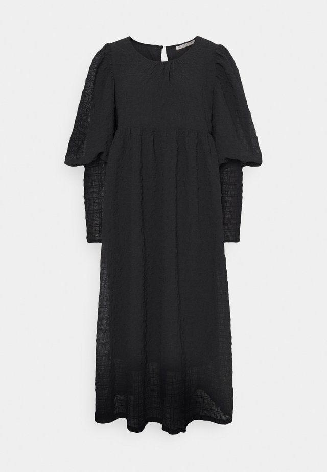 CLARA DRESS - Day dress - pitch black