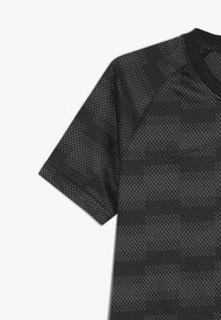 Nike Performance - DRY - Print T-shirt - black/anthracite - 3
