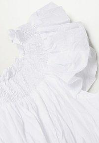 Mango - Day dress - blanco - 7