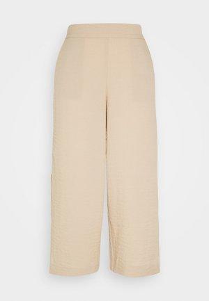 VILINEA PANTS - Pantaloni - beige