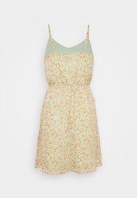 Vero Moda Petite - VMKAY SINGLET SHORT DRESS PETITE - Kjole - laurel green - 1