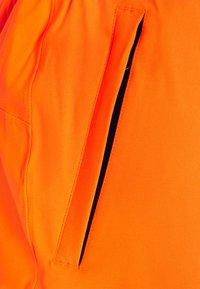 CMP - MAN PANT - Spodnie narciarskie - orange fluo - 9