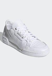 adidas Originals - CONTINENTAL 80 RECON  - Matalavartiset tennarit - footwear white/silver metallic - 2