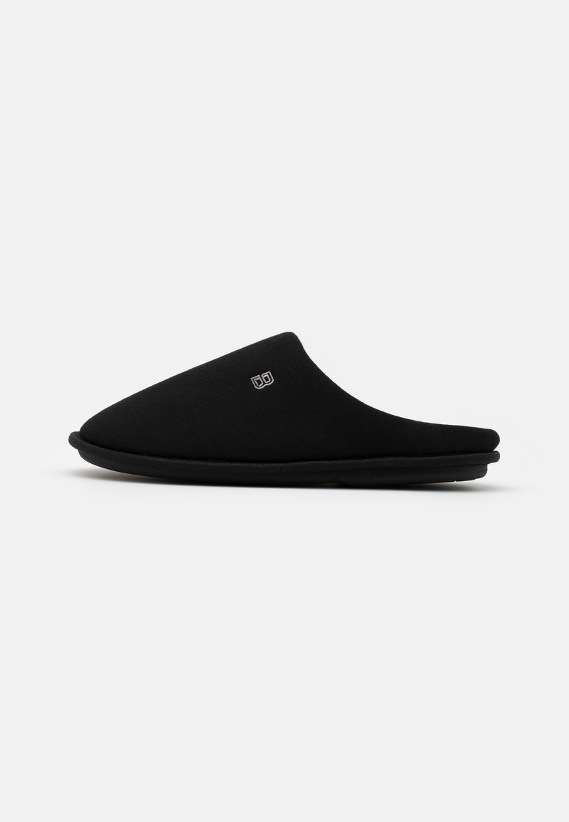 Burton Menswear London - BORG MULE - Kapcie - black