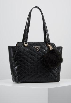 ASTRID TOTE - Handbag - black