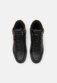 ALDO - SAUERBERG - Sneaker high - black - 3