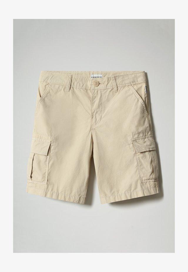 NOTO - Pantalon cargo - natural beige