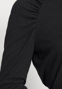 ONLY - ONLJANNE - Long sleeved top - black - 5